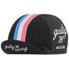 guilty 76 racing Velo Club Race Hoofdbedekking zwart